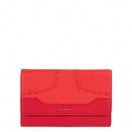 Clutch with smartphone compartment, optional