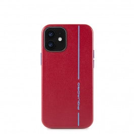 Cover in pelle IPhone 12 MINI,