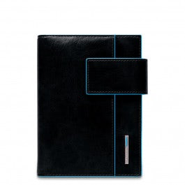 Large leather organiser with