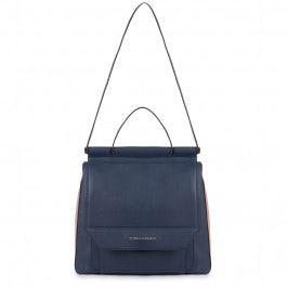Damentasche mit Überschlag