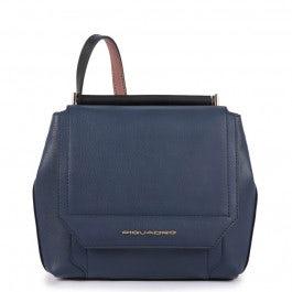Expandable, vertical women's bag