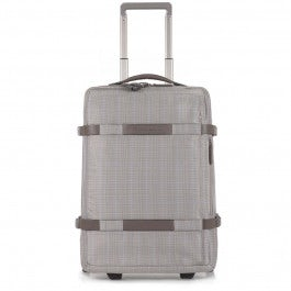 Cabin trolley with double notebook and