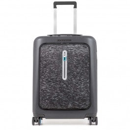 PC and iPad®, cabin trolley with bluetooth TSA loc