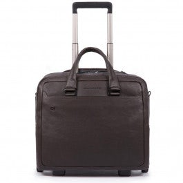 Wheeled computer briefcase with iPad®10,5''/9,7''
