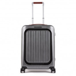 Cabin size, PC hardside spinner with iPad® compart