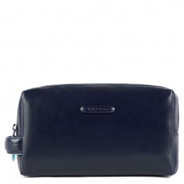 Toiletry bag with two dividers
