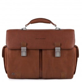 "10.5""/9.7"" laptop and iPad® briefcase with"