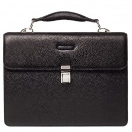 Briefcase with two dividers plus double