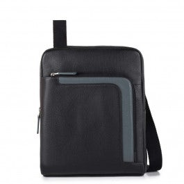 Organized pocket cross body bag