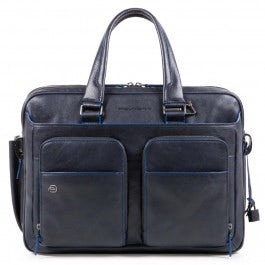 Expandable computer briefcase with iPad®10,5""
