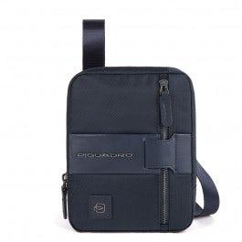 Crossbody bag with iPad®mini compartment