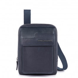 Organized crossbody bag with iPad®mini compartment