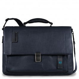 Flap-over computer bag with iPad®/iPad®Air/Air 2