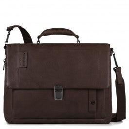 """10.5""""/9.7"""" laptop/iPad® expandable briefcase"""