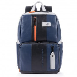 Customizable computer backpack with iPad® compartm