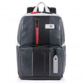 Computer and iPad® backpack with LED light, CONNEQ
