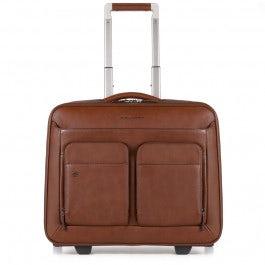 Cartella trolley porta PC e porta iPad® con pl