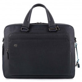"Small 10.5""/9.7"" laptop and iPad® briefcase"