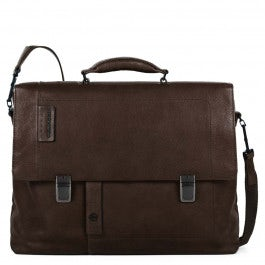 """Laptop briefcase with two fasteners, 10.5""""/9.7"""""""