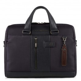 "10.5""/9.7"" laptop/iPad® two-handle briefcase,"
