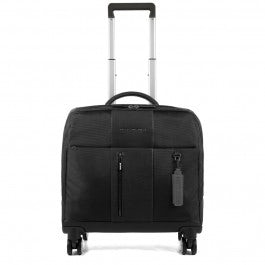 """10.5""""/9.7"""" laptop/iPad® trolley briefcase with"""