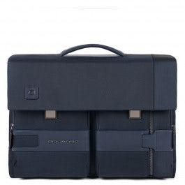 Laptoptasche mit Überschlag, iPad®-Fach
