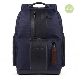 Computer, fastcheck backpack in recycled fabric wi