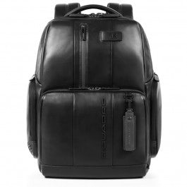 Customizable, fast-check PC backpack with iPad® c