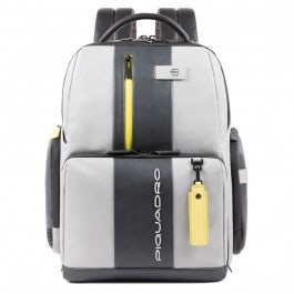 Mochila porta PC y porta iPad® con cable antirrobo