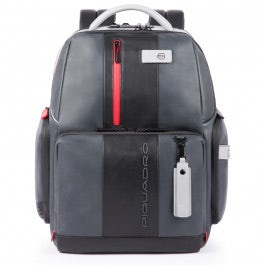 PC and iPad® backpack with anti-theft cable, USB