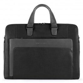 "Computer briefcase with iPad®10,5''/iPad 9,7"" comp"