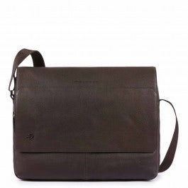 "Laptop messenger bag with 10.5""/9.7"" iPad®"