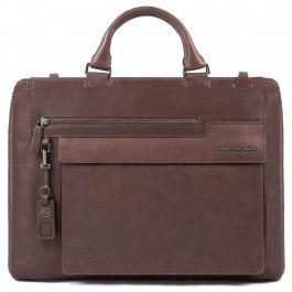Slim, computer portfolio briefcase
