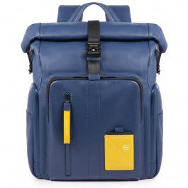 Big size, PC and iPad® backpack with anti-theft ca