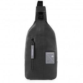 Mono sling bag with iPad®mini compartment