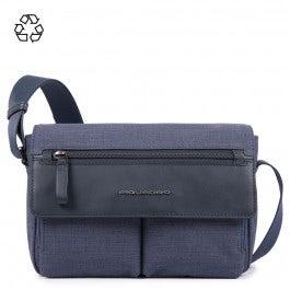 Messenger bag with iPad®mini compartment