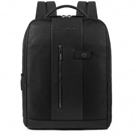 Computer and iPad® backpack with anti-theft cable