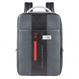 Expandable, slim computer backpack