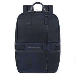 Computer backpack with iPad® compartment