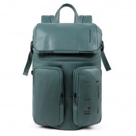 Big size, fast-check computer backpack with