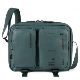 Crossover bag with iPad® compartment