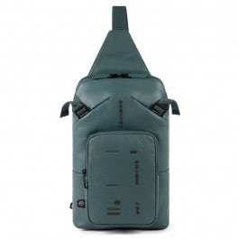 Mono sling bag with iPad® compartment