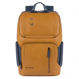 Fast-check laptop and iPad® backpack with anti-the
