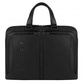 Fast-check, flap-over computer bag with iPad®