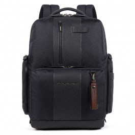 Computer and iPad® travel backpack with USB and m