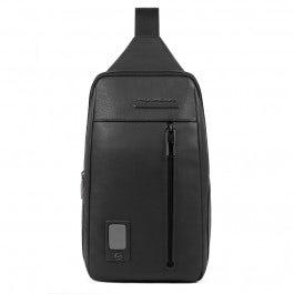 Personalizable mono sling bag