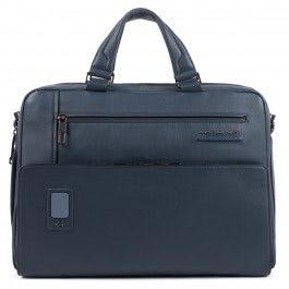 Personalizable portfolio computer bag with iPad®