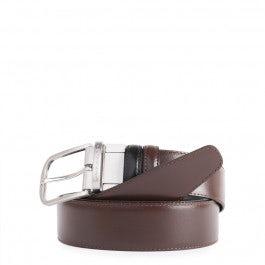 Cinturón hombre con hebilla de clavo