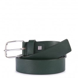 Men's belt with prong buckle