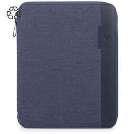 Slim, zip-around A4 notepad holder with pen loop